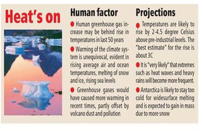 the human factor of global warming While polls of scientists actively working in the filed of climate science indicate strong general agreement that earth is warming and human activity is a significant factor, 31,000 scientists say there is no convincing evidence that humans can or will cause catastrophic heating of the atmosphere.
