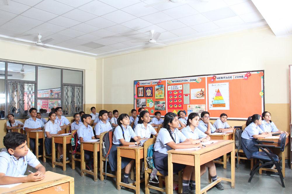 Vasundhara sector 6 middle school classrooms stopboris Gallery