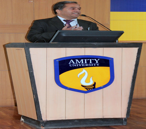 Amity School of Engineering & Technology organizes a Guest