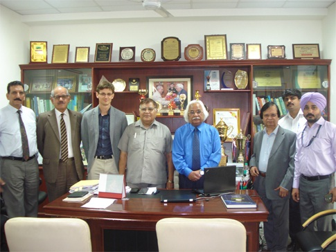 Amity Institute of Biotechnology & Earth Sciences Organized Indo