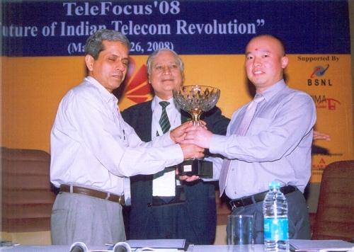 indian telecom revolution
