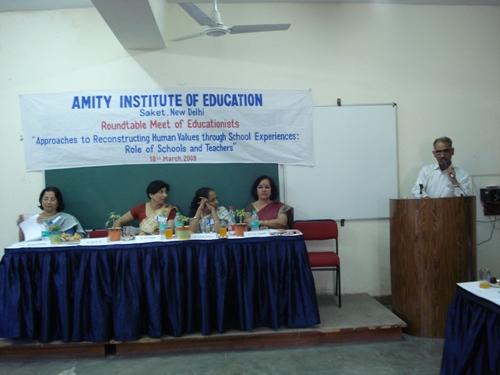 educationists meet