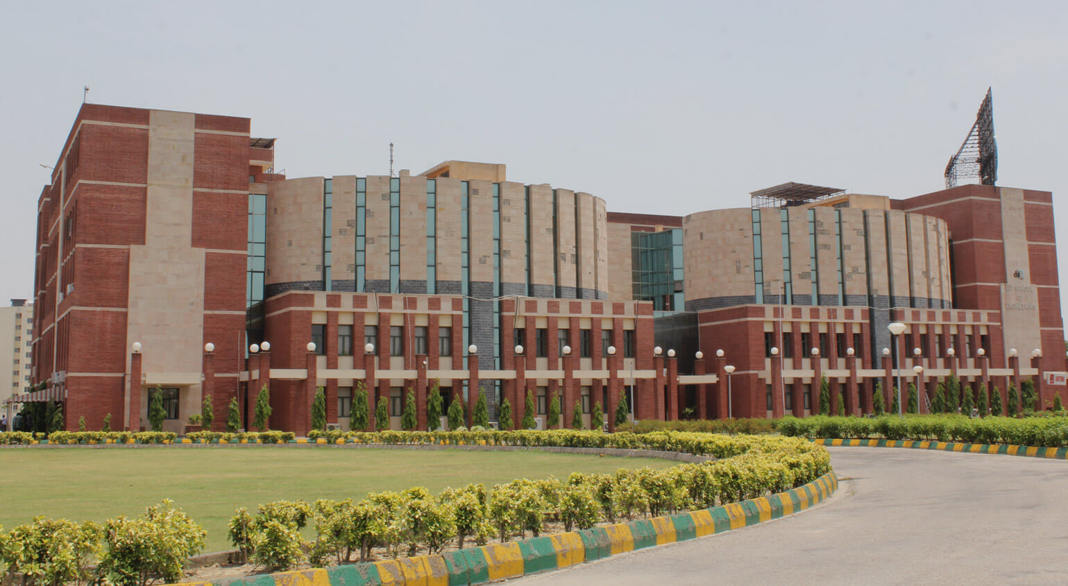 Best Private University in Greater Noida Campus