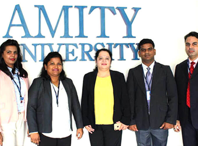 Amity University Greater Noida - Placements