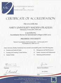 About Recognition and Accrediations