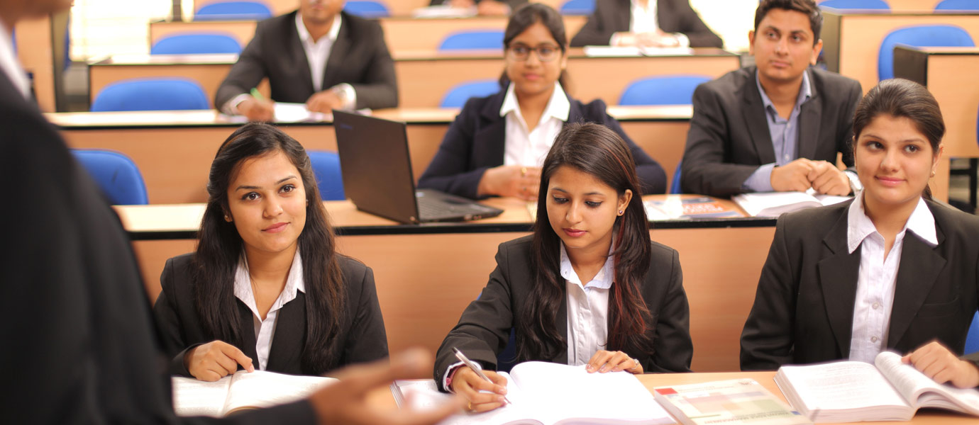 Infrastructure Classrooms Amity University Gwalior