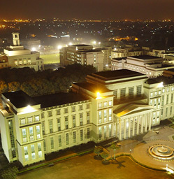 Best Private University Campus In Lucknow Up