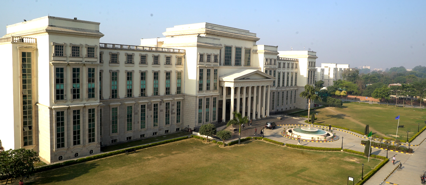 Amity University Lucknow Campus About Campus
